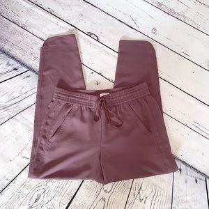 Pants - Lou & Grey Purple Cropped Pants
